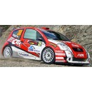Citroen C2 2009 Cyprus WRC Full Rally Graphics Kit