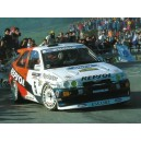 Ford Escort Repsol 1992 WRC Full Graphics Kit