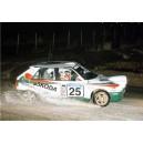 Skoda Felicia Castrol 1996 WRC Full Graphics Kit