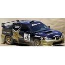 Subaru Impreza Rockstar 2007 Rally WRC Rally Graphics Kit