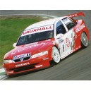 Vauxhall Vectra 2000 BTCC Rally Race Graphics Kit