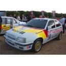 Vauxhall Opel Astra 1989 BTCC Full Graphics Race Rally Kit