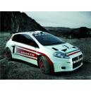 Fiat Punto Abarth WRC Full Graphics Race Rally Kit