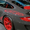 Porsche GT3 RS Rear Wing Graphics
