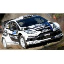 Ford Fiesta 2012 Full Rally Finland Graphics Kit