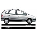 Renault Scenic Side Stripe Style 1