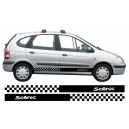 Renault Scenic Side Stripe Style 3