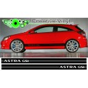 Astra GSi Side Stripes Style 10