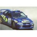 Subaru Impreza 555 1998 Rally WRC Rally Graphics Kit