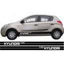 Hyundai i20 Side Stripe Style 4