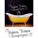 Bubbles Wall Art