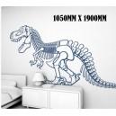Large Dinosaur Wall Art