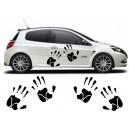 Renault Clio Custom Side Graphic 28