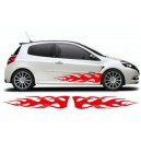 Renault Clio Custom Side Graphic 30