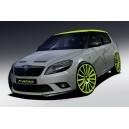 Skoda Fabia RS, VRS, S2000 Stripes