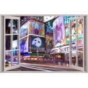 Digital Print Window Scene (Broadway)