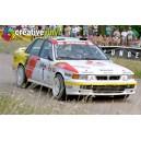 Mitsubishi Galant VR4 1991 WRC Full Rally Graphics Kit