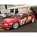 Alfa 156 1998 Super tourismo Giovanardi  Full Graphics Kit