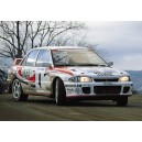 Mitsubishi Evolution WRC 1993 Monte Carlo Full Rally Graphics Kit