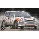 Toyota Corolla 1999 Australia WRC Full Rally Graphics Kit