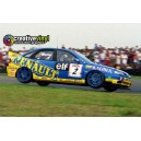 Renault Laguna 1995 BTCC Menu Full Graphics Kit