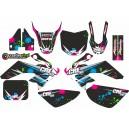 Honda CRF 50 MX Graphics Kit