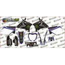 Yamaha YZ125 MX Graphics Kit
