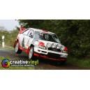 Audi Quattro S2 Full Graphics Race Rally Kit