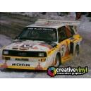 Audi Quattro S1 1985 Full Graphics Race Rally Kit