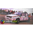 Lancia Delta 1989 Totip Full Graphics Kit