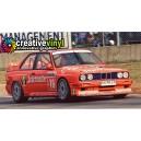 BMW E30 M3 Jagermeister1992 DTM Full Graphics Rally Kit.