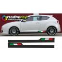 Alfa Romeo MITO Decal, Sticker, Graphic style 10