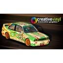 BMW E30 M3 Tic Tac 1991 DTM Graphics Kit