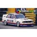 BMW E30 M3 Schnitzer 1992 Macau Guia Full Graphics Rally Kit.