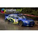 Subaru Impreza 2003 Rally WRC Rally Graphics Kit