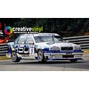 Volvo 850 Saloon 1994 BTCC Rydell Full Rally Graphics Kit