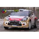 Citroen DS3 R3 WRC 2013 Full Rally Graphics Kit