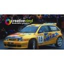Seat Ibiza 1998 Repsol Monte Carlo Rally