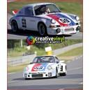 Porsche 911 RSR Brumos Graphics Kit