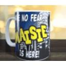 Have No Fear Personalised Mug