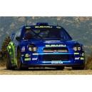 Subaru Impreza 2002 Rally WRC Rally Graphics Kit
