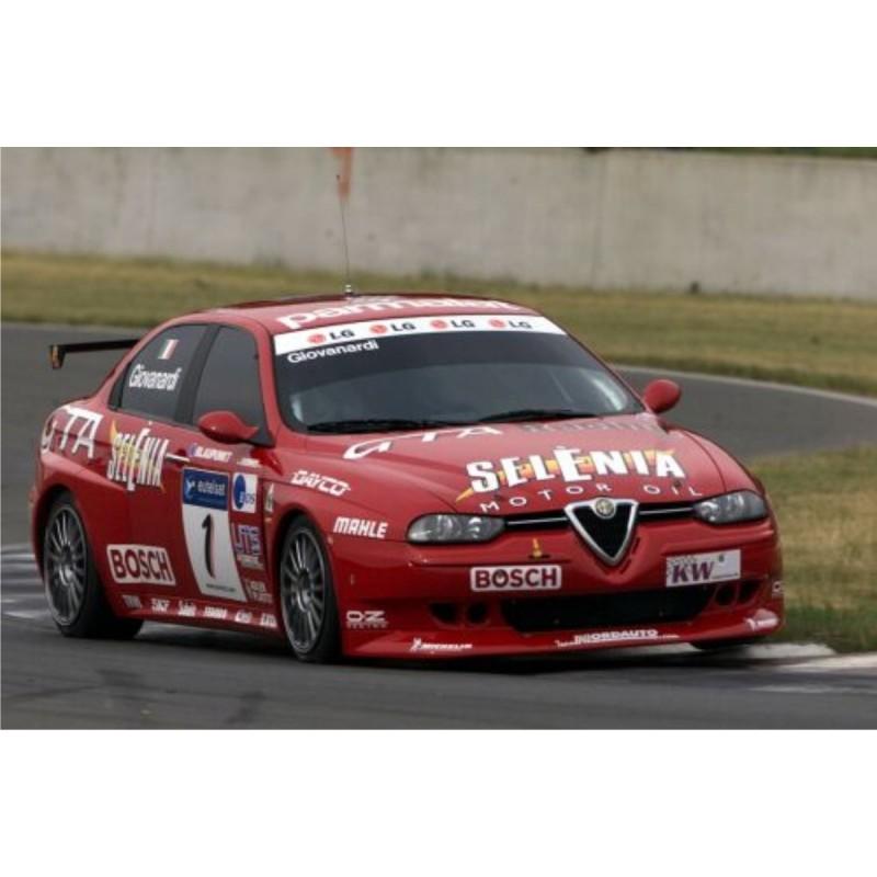 Alfa 156 Gta 2002 Btcc Dtm Full Graphics Kit