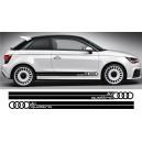 Audi A1 Side Stripe Style 10