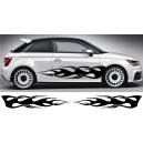 Audi A1 Side Stripe Style 16