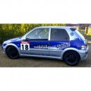 Peugeot 106 Maxi Full Graphics Kit