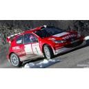 Peugeot 206 WRC 2003 Monte carlo Full Rally Graphics Kit
