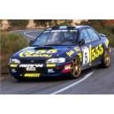 Subaru Impreza 555 1993 Rally WRC Rally Graphics Kit