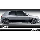 Peugeot 306 Side Stripe Style 9