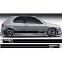 Peugeot 306 Side Stripe Style 14