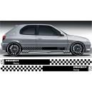 Peugeot 306 Side Stripe Style 15